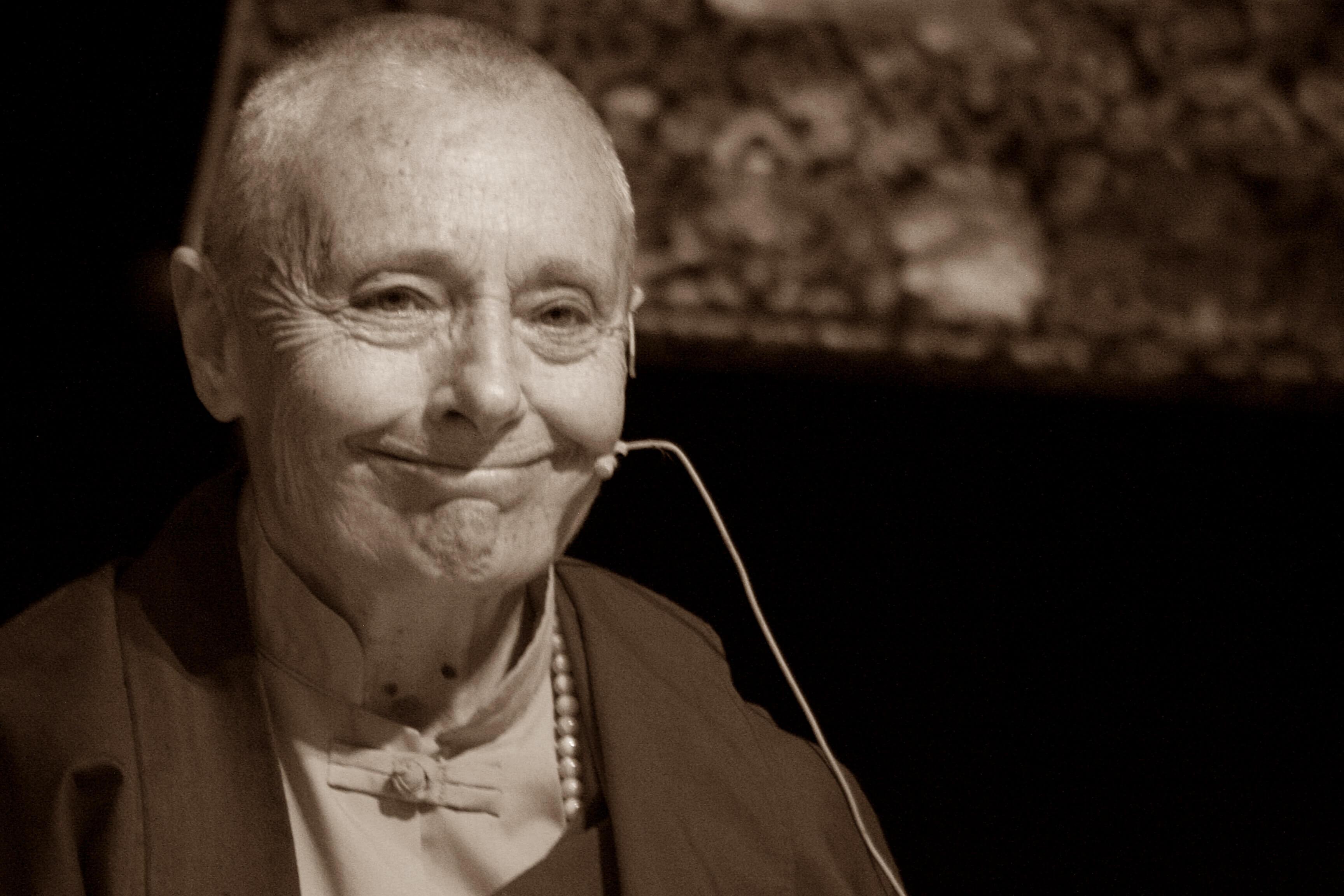 Jetsunma Tenzin Palmo - Audrey Pilli
