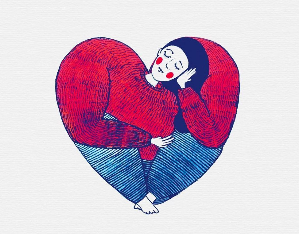 Para abrir o coração