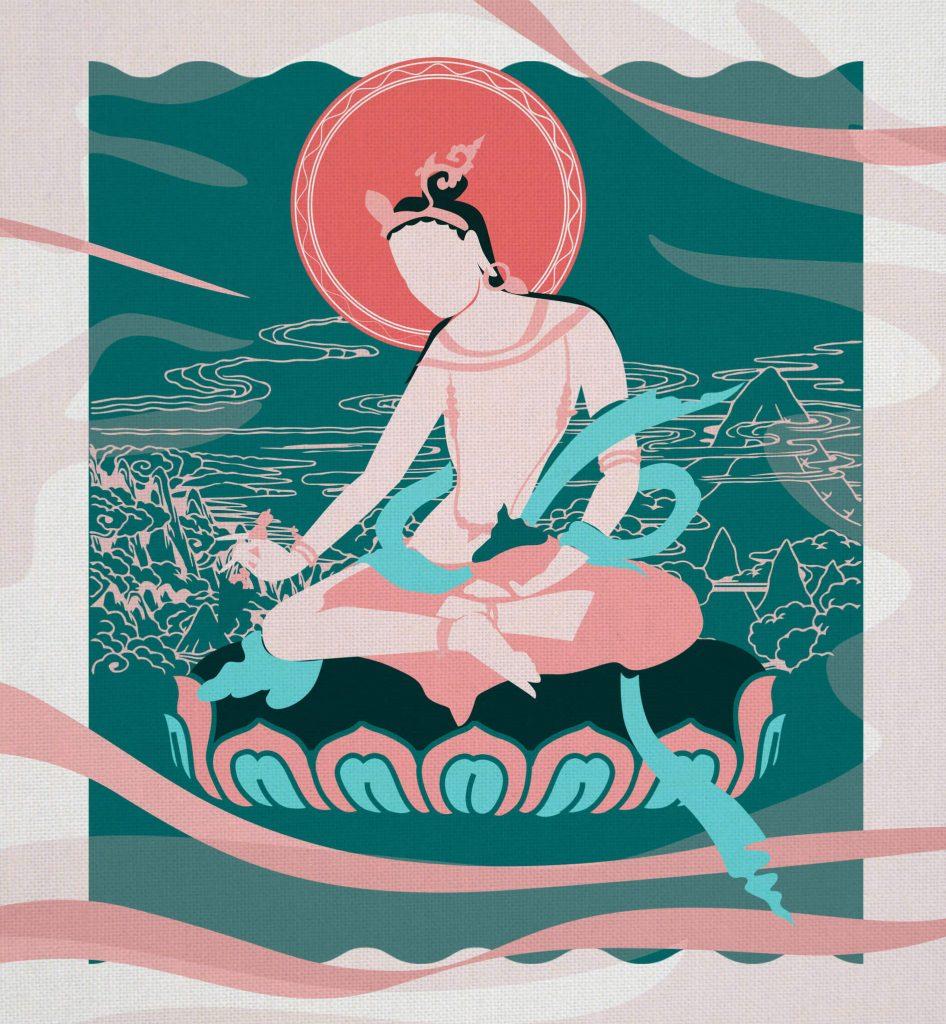 o feminino no budismo